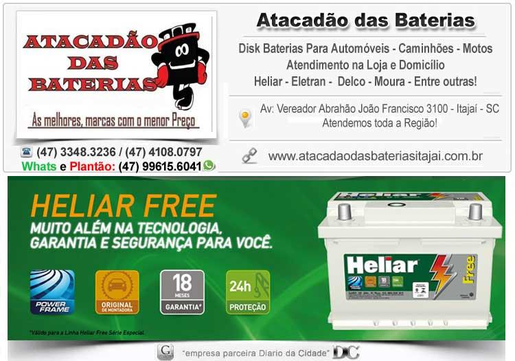 Sos Baterias Bombinhas
